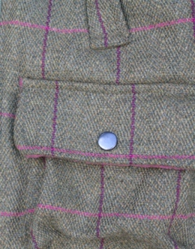 childrens tweed jacket / coat girls